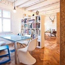Фотография: Кухня и столовая в стиле Кантри, Лофт, Современный, Декор интерьера, Офисное пространство, Офис, Дома и квартиры – фото на InMyRoom.ru