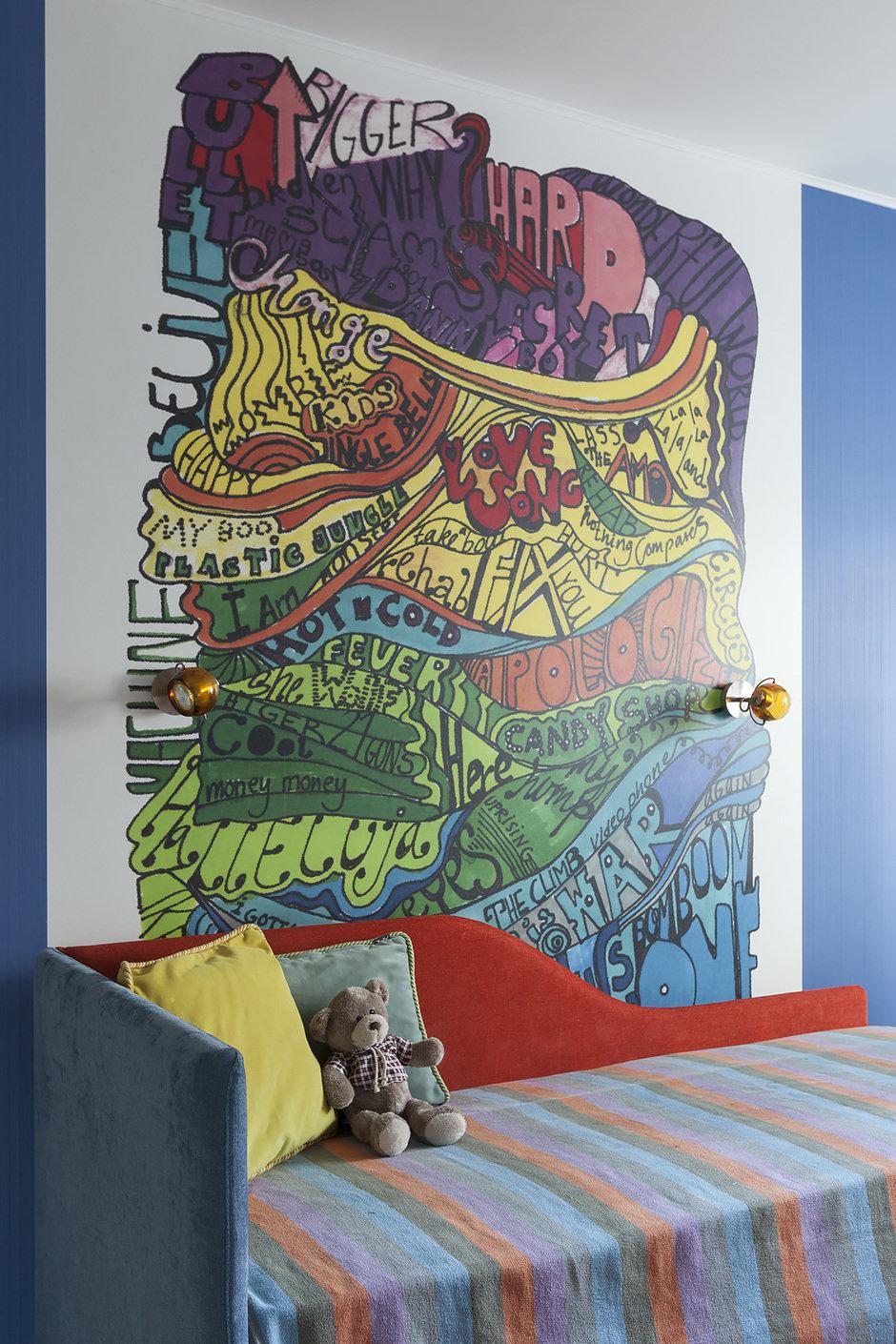 Фотография: Детская в стиле Современный, Квартира, Проект недели, Москва, Монолитный дом, 3 комнаты, Более 90 метров, ЖК «Богородский», Дарья Лукина – фото на InMyRoom.ru