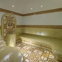 Фото из портфолио Интерьеры дома в современном стиле с элементами фьюжн  – фотографии дизайна интерьеров на INMYROOM