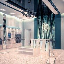 Фото из портфолио Интерьер бутика Yudashkin Jeans в г. Тюмень – фотографии дизайна интерьеров на InMyRoom.ru