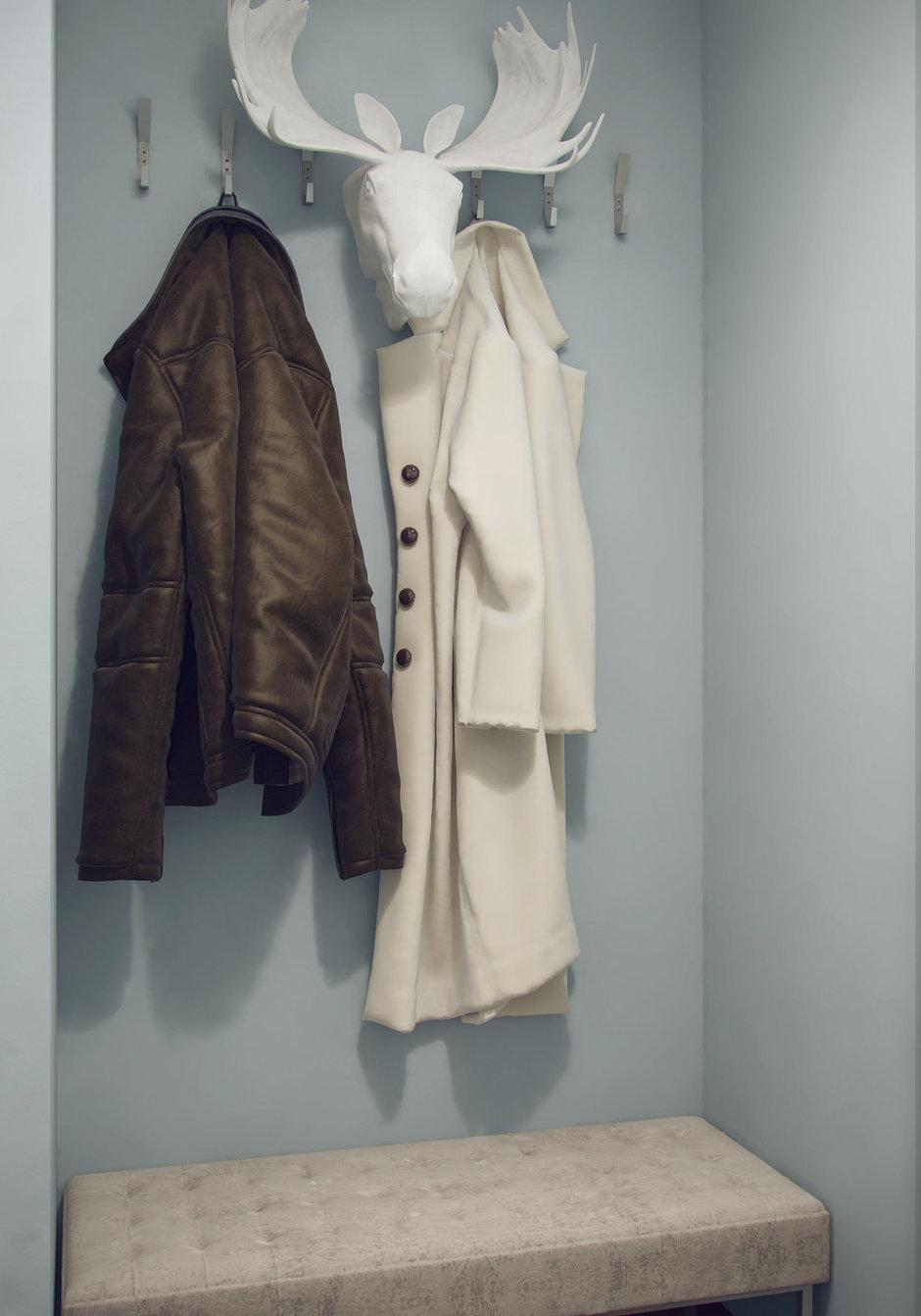 Фотография:  в стиле , Эклектика, Квартира, Проект недели – фото на InMyRoom.ru
