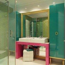 Фото из портфолио ванная и туалет – фотографии дизайна интерьеров на INMYROOM