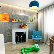Фотография: Детская в стиле Лофт – фото на InMyRoom.ru