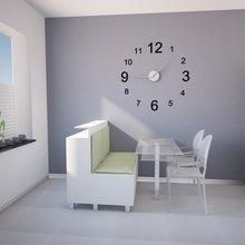 Фото из портфолио Кухня и столовая – фотографии дизайна интерьеров на InMyRoom.ru