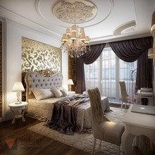 Фото из портфолио Дизайн-проект квартиры 168 м2 – фотографии дизайна интерьеров на INMYROOM