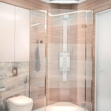Фото из портфолио Дизайн интерьера однокомнатной квартиы – фотографии дизайна интерьеров на INMYROOM