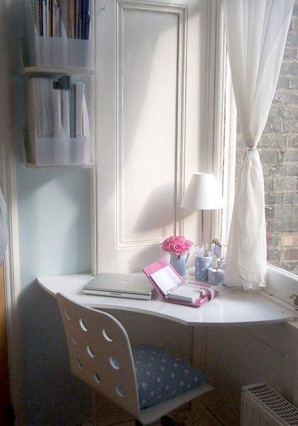 Фотография: Офис в стиле Прованс и Кантри, Кабинет, Интерьер комнат – фото на InMyRoom.ru