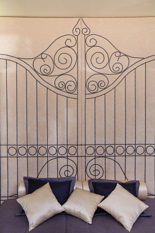 Фотография: Декор в стиле Современный, Восточный, Спальня, Эклектика, Интерьер комнат, Проект недели – фото на InMyRoom.ru