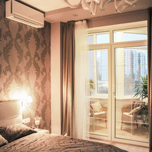 Фото из портфолио Квартира для молодой семьи – фотографии дизайна интерьеров на INMYROOM