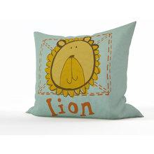 Подушка для детской: Левушка