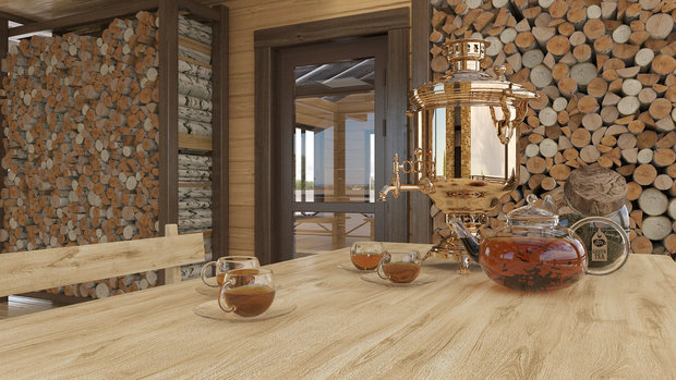Фото из портфолио ТЕРАССА – фотографии дизайна интерьеров на INMYROOM