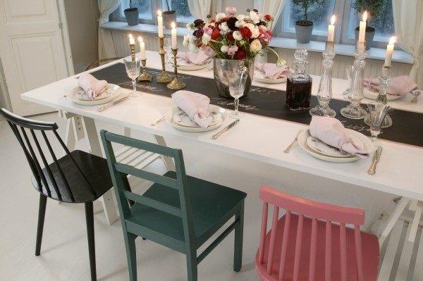 Фотография: Кухня и столовая в стиле Прованс и Кантри, Декор интерьера, Дизайн интерьера, Цвет в интерьере, Советы, Ремонт – фото на InMyRoom.ru