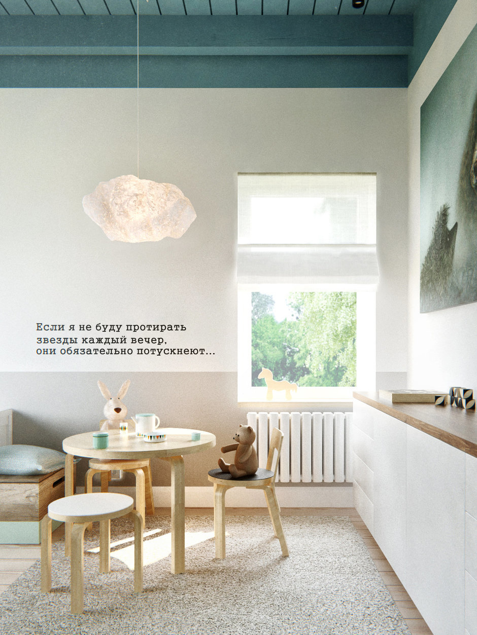 Фотография: Детская в стиле Скандинавский, Современный, Дом, Дома и квартиры, IKEA, Проект недели – фото на InMyRoom.ru