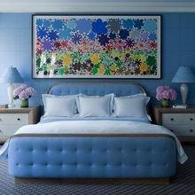 Фотография: Спальня в стиле Современный, Декор интерьера, Квартира, Дом, Декор, Синий – фото на InMyRoom.ru