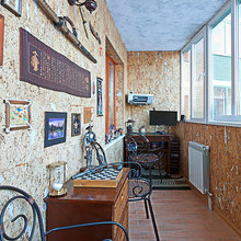 Фотография: Балкон, Терраса в стиле Кантри, Классический, Современный, Интерьер комнат, Минимализм – фото на InMyRoom.ru