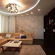 Фото из портфолио Реализация проекта квартиры, Дивенская ул. – фотографии дизайна интерьеров на INMYROOM