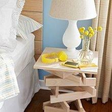 Фотография: Мебель и свет в стиле Кантри, Спальня, Декор интерьера, Стол – фото на InMyRoom.ru
