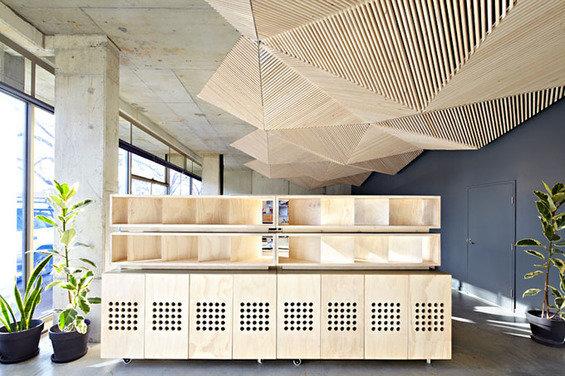 Фотография: Мебель и свет в стиле Лофт, Эко, Офисное пространство, Офис, Дома и квартиры – фото на InMyRoom.ru