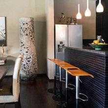 Фотография: Кухня и столовая в стиле Современный, Эклектика, Дом, Дома и квартиры, Городские места, Бали – фото на InMyRoom.ru