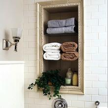 Фото из портфолио Маленькие ванные – фотографии дизайна интерьеров на INMYROOM