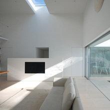 Фотография: Гостиная в стиле , Дом, Дома и квартиры, Япония – фото на InMyRoom.ru