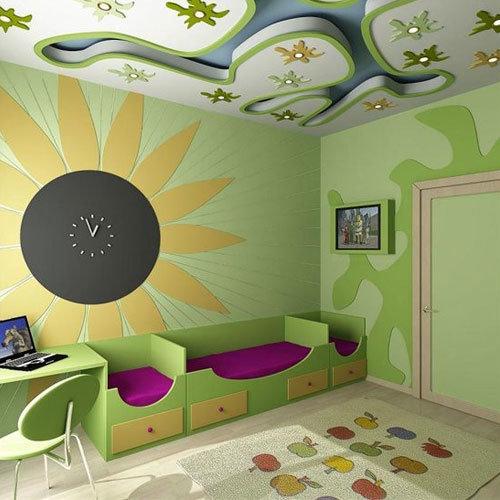 Фотография: Детская в стиле Современный, Эклектика, Интерьер комнат, Lowell, Часы – фото на INMYROOM