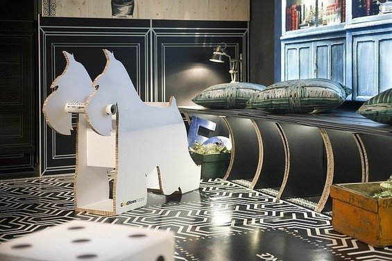 Фотография: Прочее в стиле Современный, Эклектика, Малогабаритная квартира, Офисное пространство, Испания, Дома и квартиры, Городские места, Барселона – фото на InMyRoom.ru