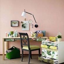 Фотография: Офис в стиле Кантри, Современный, Кабинет, Интерьер комнат – фото на InMyRoom.ru