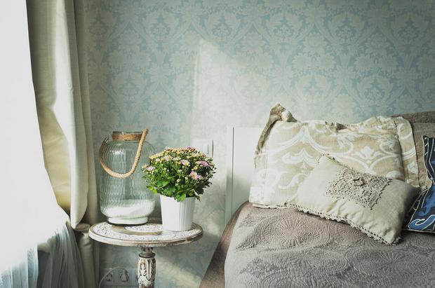 Фотография: Спальня в стиле Прованс и Кантри, DIY, Квартира, Переделка, Гид, герой – фото на InMyRoom.ru