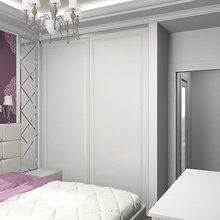 Фото из портфолио Квартира в неоклассическом стиле, 90 кв.м. – фотографии дизайна интерьеров на INMYROOM