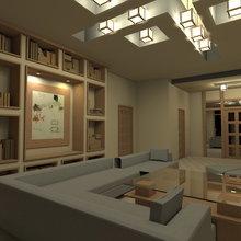 Фотография: Гостиная в стиле Современный, Эклектика, Декор интерьера, Декор дома, МАРХИ – фото на InMyRoom.ru