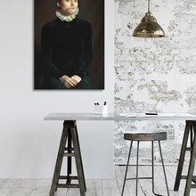 Фотография: Мебель и свет в стиле Скандинавский, Декор интерьера, Декор, Декор дома, Современное искусство – фото на InMyRoom.ru
