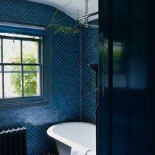 Фотография: Ванная в стиле Кантри, Советы, Синий, Виктория Тарасова – фото на InMyRoom.ru