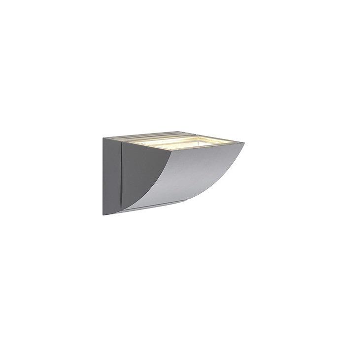 Светильник настенный SLV Shell WL-2 серебристый