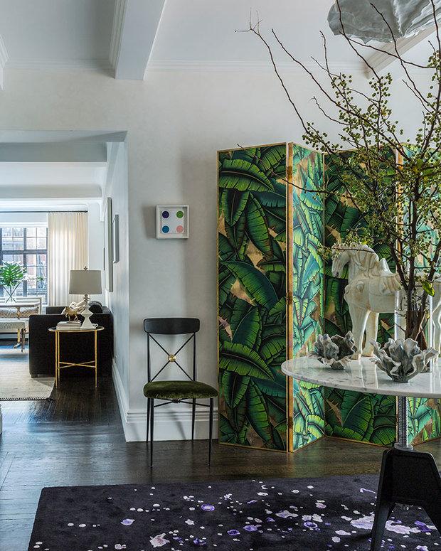 Фотография: Гостиная в стиле Эклектика, Декор интерьера, Квартира – фото на InMyRoom.ru
