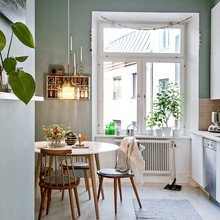 Фото из портфолио Prinsgatan 5 – фотографии дизайна интерьеров на INMYROOM