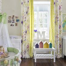 Фото из портфолио Детская для маленькой принцессы – фотографии дизайна интерьеров на InMyRoom.ru
