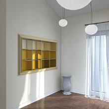 Фото из портфолио Pastel Gold House – фотографии дизайна интерьеров на INMYROOM