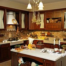 Фото из портфолио Кухня Виченца – фотографии дизайна интерьеров на INMYROOM
