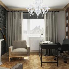 Фотография: Офис в стиле Лофт, Эклектика, Квартира, Дома и квартиры, IKEA, Проект недели – фото на InMyRoom.ru