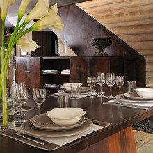 Фотография: Кухня и столовая в стиле Современный, Дом, Дома и квартиры, Эко, Шале – фото на InMyRoom.ru