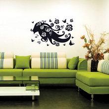 Фото из портфолио Интерьерные наклейки – фотографии дизайна интерьеров на INMYROOM