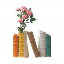 Набор из 2-х ваз Terra Cotta Bookends Vase Set of 2