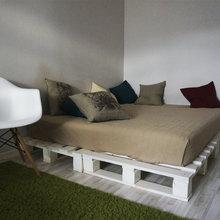Фото из портфолио Квартира для молодой пары – фотографии дизайна интерьеров на InMyRoom.ru