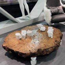 Фотография: Мебель и свет в стиле Кантри, Эклектика, Гостиная, Интерьер комнат – фото на InMyRoom.ru