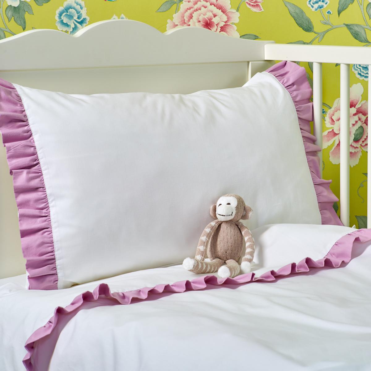 Купить Детский постельный комплект Рюши , inmyroom, Россия