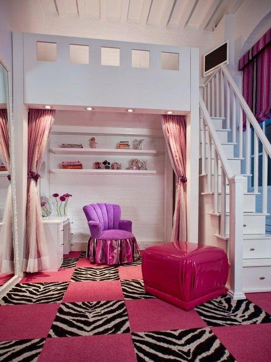 Фотография: Детская в стиле Эклектика, Интерьер комнат – фото на INMYROOM