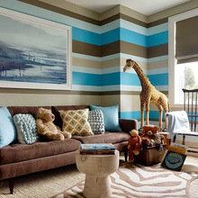 Фотография: Гостиная в стиле Современный, Декор интерьера, Малогабаритная квартира, Советы – фото на InMyRoom.ru