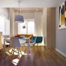 Фото из портфолио New York. Line – фотографии дизайна интерьеров на InMyRoom.ru