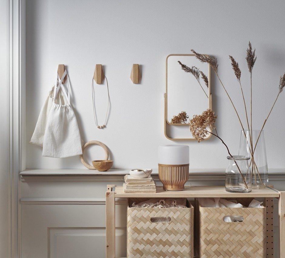 Фотография: Ванная в стиле Эко, Аксессуары, Декор, Мебель и свет, Гид, ИКЕА – фото на InMyRoom.ru
